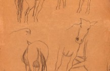 Caballos, 1932