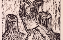 El leñador, 1930