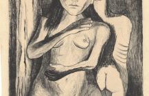 Pareja, 1933
