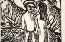 Hombre y mujer, 1925