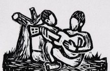 Hombres con Guitarra, 1931