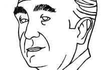 Retrato de Carlos Chávez, 1970