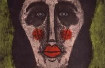 Cabeza de mujer, 1973