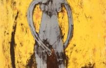 Desnudo en gris, 1959