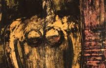 Desnudo en naranja, 1959