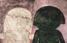 Dos cabezas de mujer, 1969