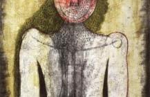 Hombre con brazos cruzados, 1974