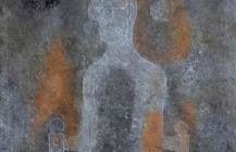 Hombre en gris, 1981