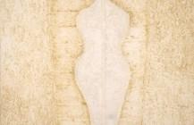 Mujer en blanco, 1975