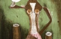 Mujer en lila, 1969