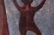 Niña bailando, 1974