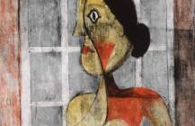 Retrato de mujer, 1969