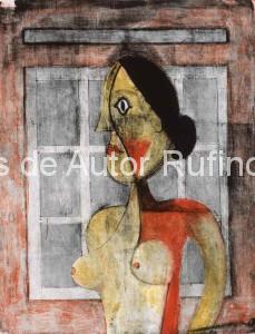 Retrato de Mujer, 1969 E
