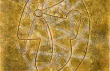 Perfil en amarillo, 1979
