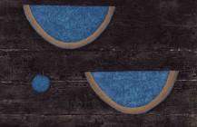 Sandías con manzana, 1985