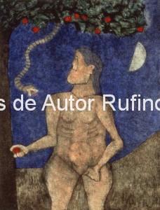 Tamayo, Rufino-Eva, 1990