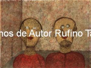 Tamayo, Rufino-La pareja, 1989