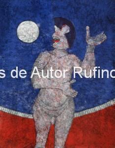 Tamayo, Rufino-Luna llena, 1989
