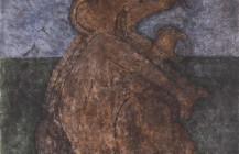 Perro prehispánico, 1990