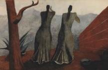 Dos mujeres, 1939