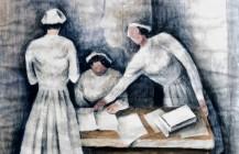 Enfermeras, 1936