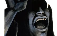 Hombre gritando, 1936