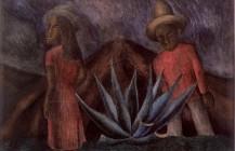Hombre y mujer, 1926