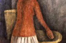 Mujer de Tehuantepec, 1938