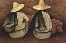 Vendedores, 1945
